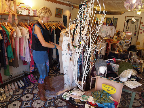 new york city vintage shopping tours