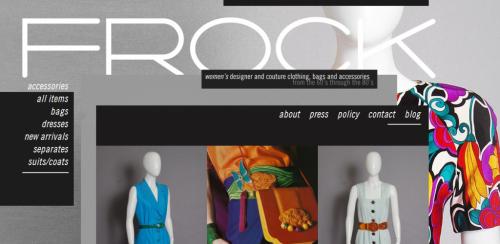 Frock vintage designer vintage nyc