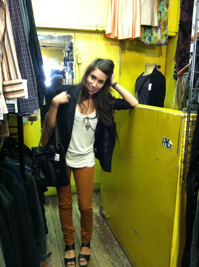 vintage shops nyc