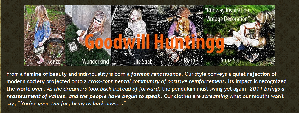 goodwill huntingg fashion blog
