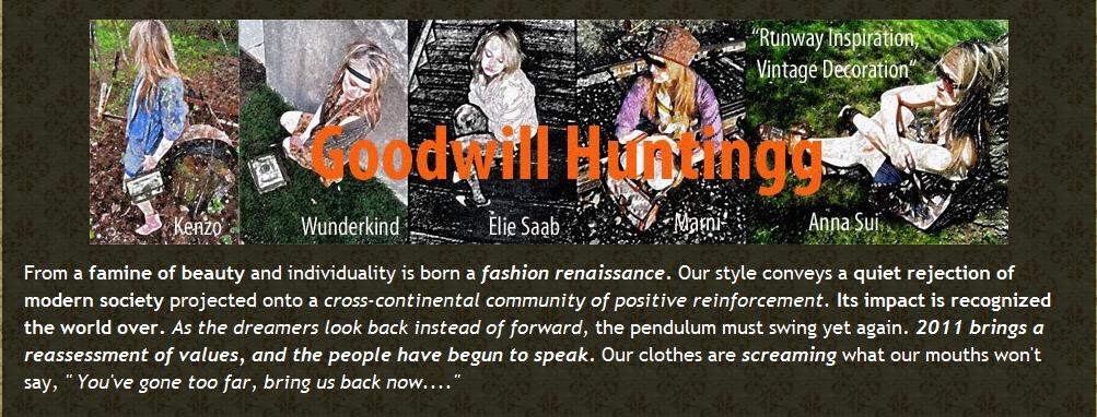 goodwill huntingg fashion blog