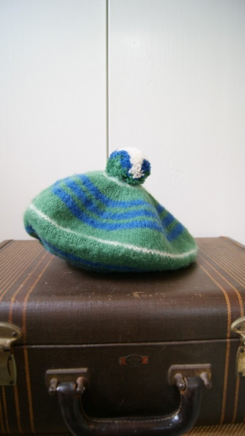 vintage beanie hat