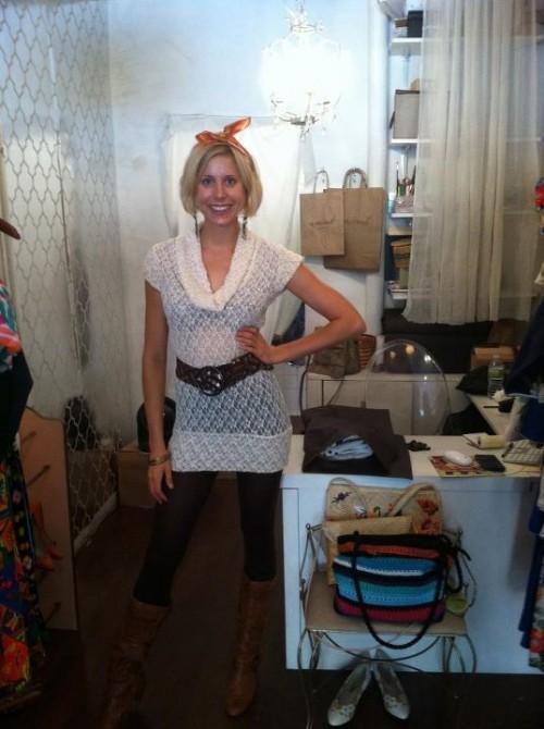 womens vintage fashion