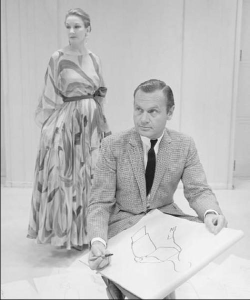 bill blass designer vintage picture