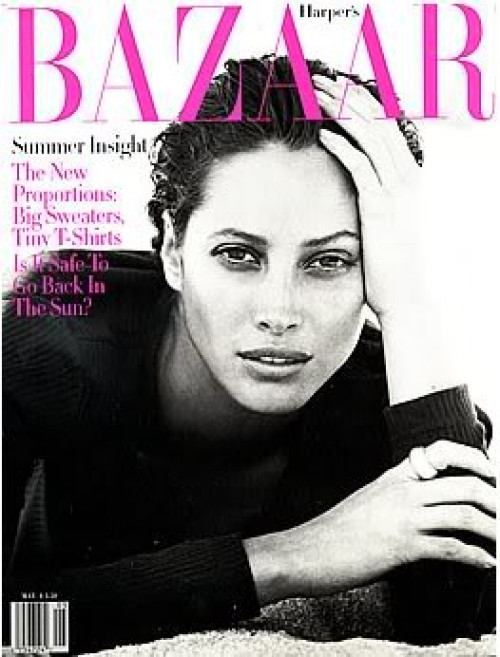 christy turlington may 1993