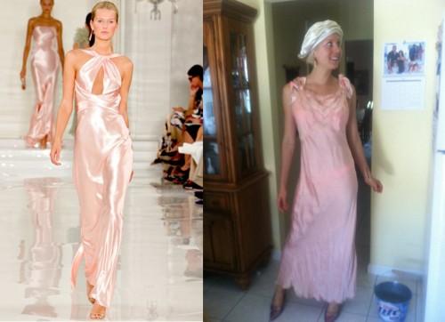 ralph lauren vintage dress 20s