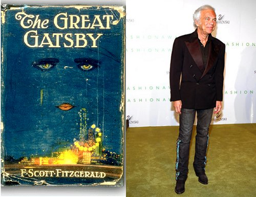 ralph lauren the great gatsby