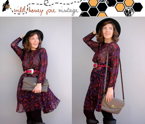 wild honey pie vintage fashion giveaway