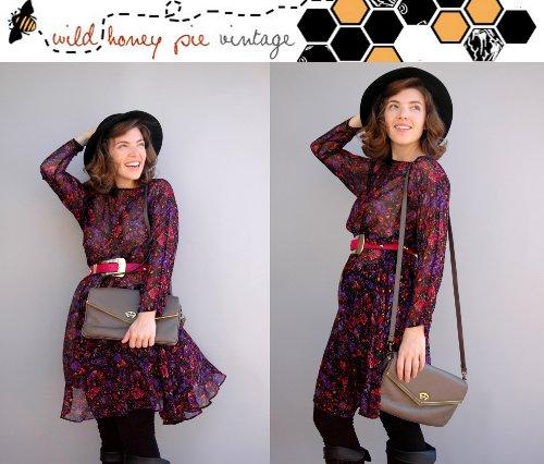 wild honey pie vintage fashion giveaway