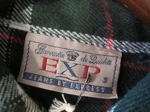 express vintage tag