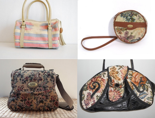 The History Of Carpet Bags 1920s 1980s