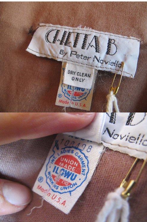vintage union tag