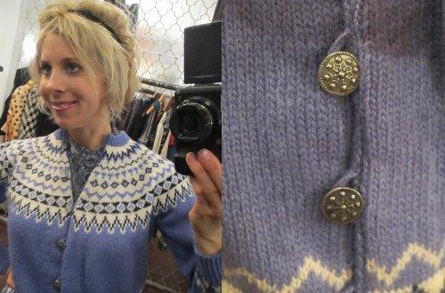 fair isle sweater a little wicked