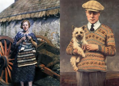 Vintage Trend The History of Fair Isle Sweaters