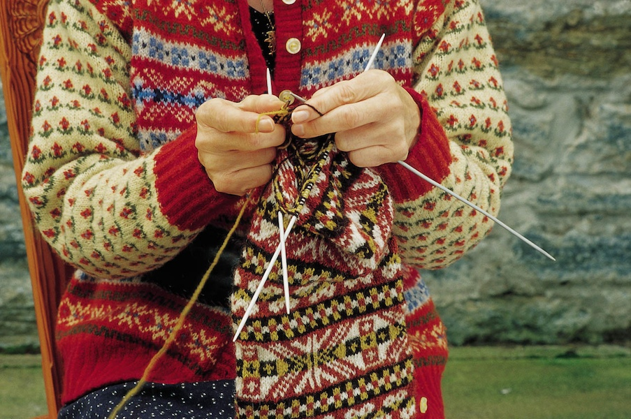 Vintage Trend: The History of Fair Isle Sweaters