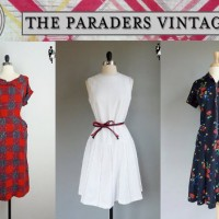paraders vintage store