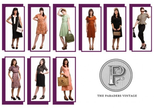 the paraders vintage giveaway