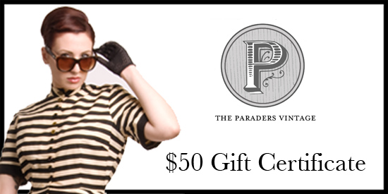 the paraders giveaway
