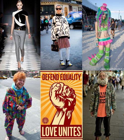thrifting equality