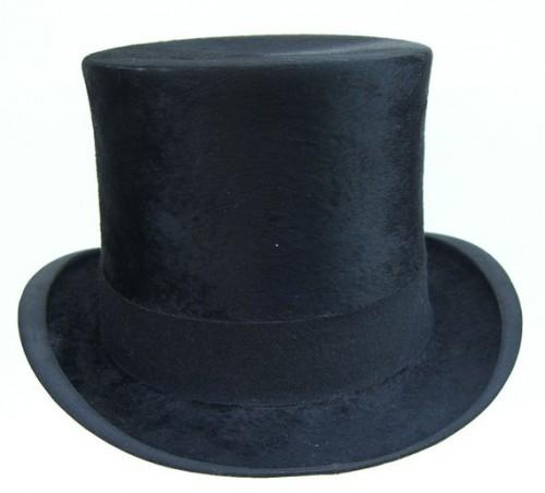 vintage beaver fur felt hat