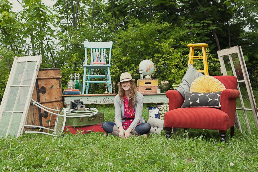 owner of scout vintage & furniture rentals