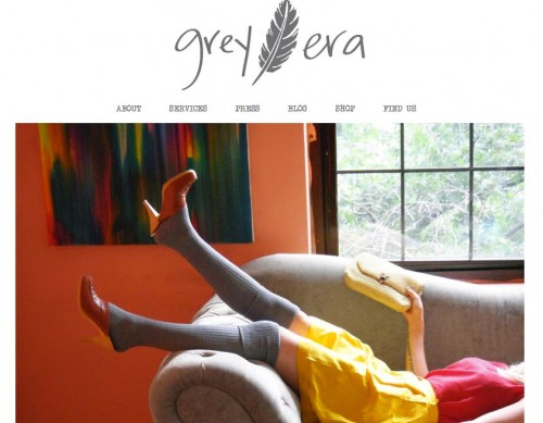 grey era vintage website