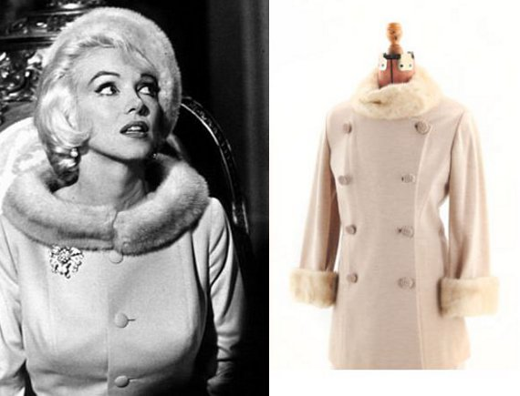 marilyn monroe clothing
