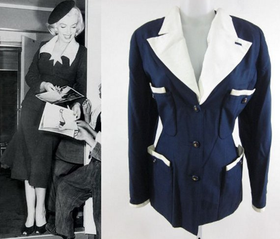marilyn monroe clothing