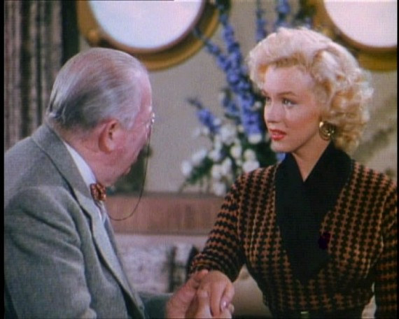 marilyn monroe gentleman prefer blondes pictures