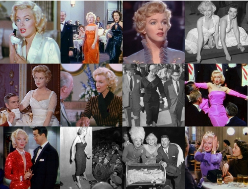 Where to Find Vintage Clothing to Dress Like Marilyn Monroe