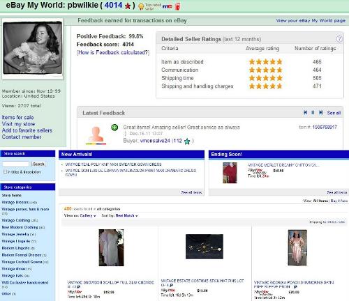 online vintage victory vintage ebay store