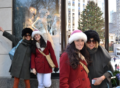 sammy and brande in nyc