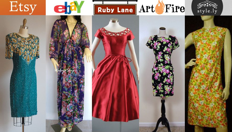 Vintage clothing buy online