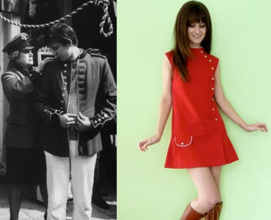 10 ways the 1960s invented todays fashion trends