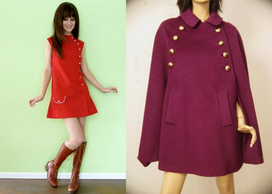 10 Ways The 1960s Invented Today 39 S Fashion Trends