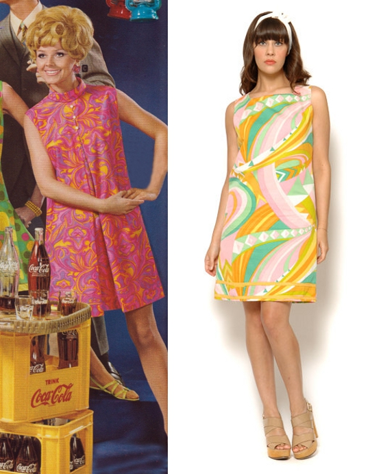 10 Ways the 1960s Invented Today's Fashion Trends  10 Ways the 196...