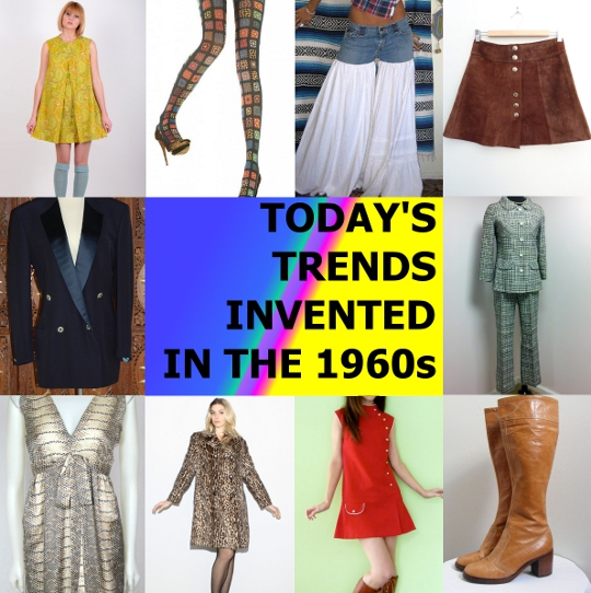 1960s fashion trends
