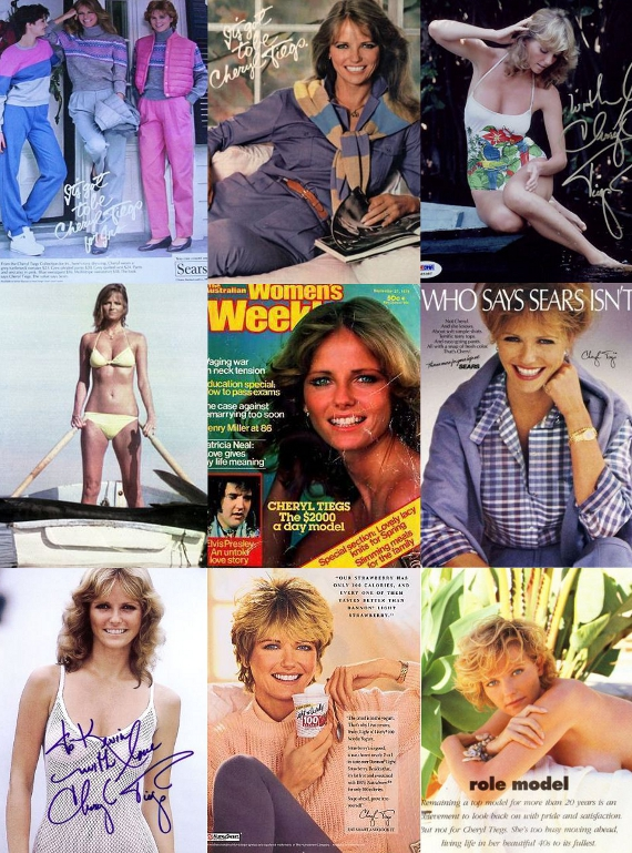 8e64dc525d Everything You Wanted to Know About Vintage Supermodel Cheryl Tiegs