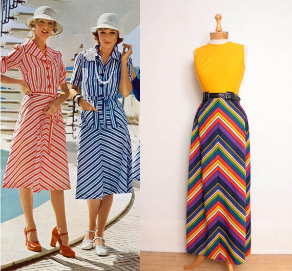 Chevron Fashion Trend