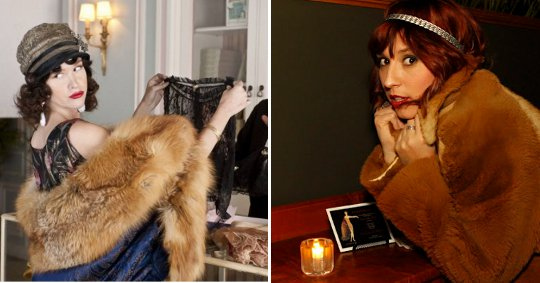20s clothing trends fur