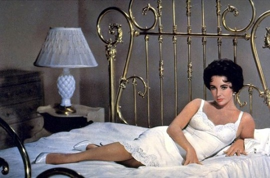 elizabeth taylor cat on a hot tin roof