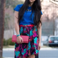 '80s Clothing: Ways to Wear a Fishtail Skirt