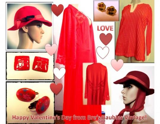vintage valentines day giveaway