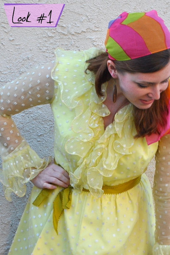 '60s Dress: Ways to Wear Vintage Polka Dots
