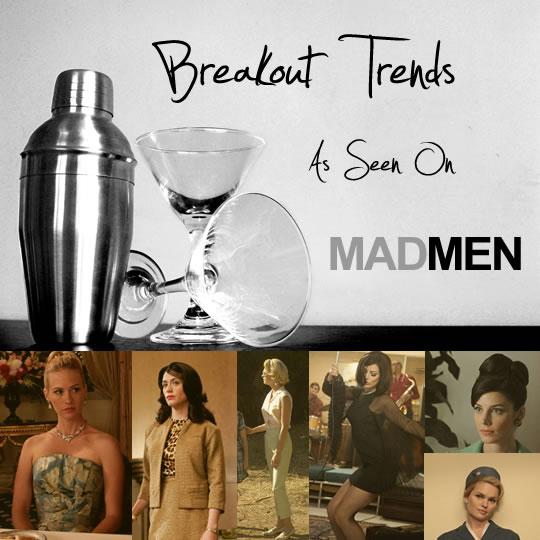 Break out trends
