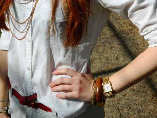 photo of bracelet accessories