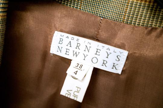 thrift store shopping designer clothing