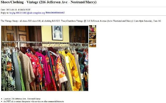 873ea9d14ba78 Cheap Vintage Clothing Source  8  Craigslist