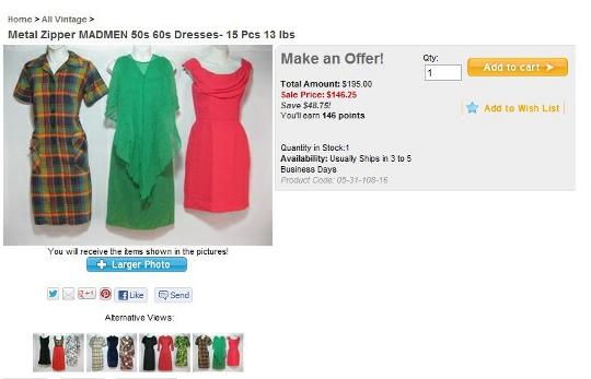 1ecf6213f0a3c Cheap Vintage Clothing Source  7  Bulk Vintage Lots