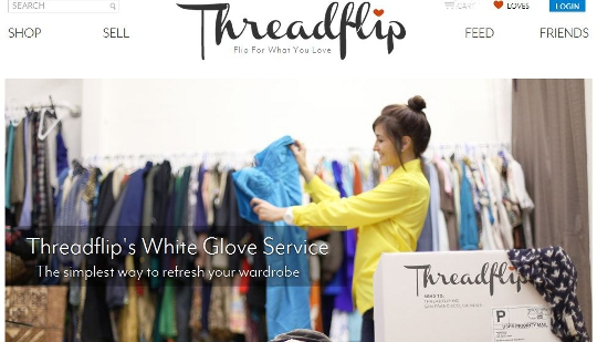 threadflip is an online consignment store